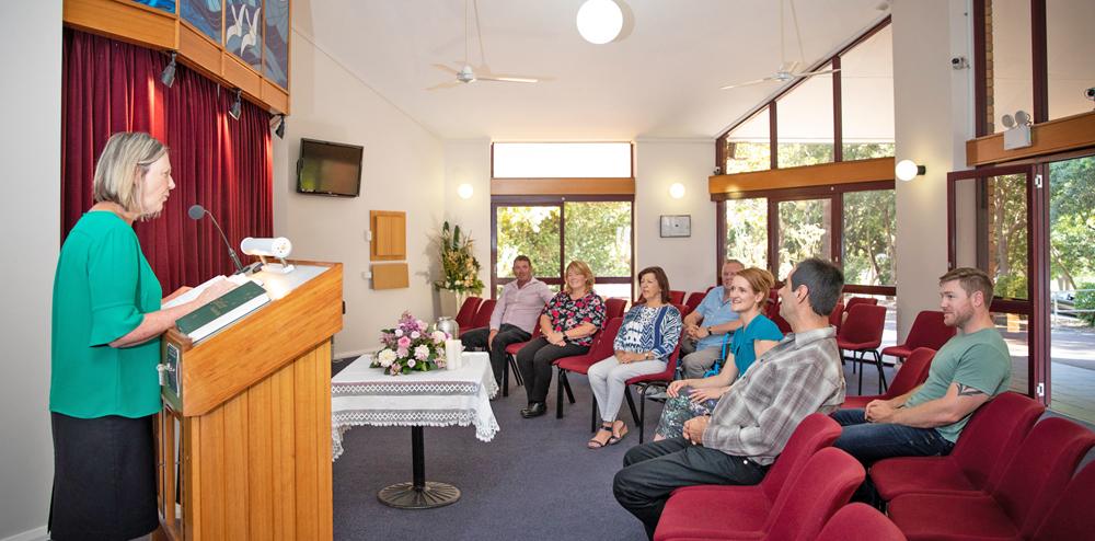 family chapel